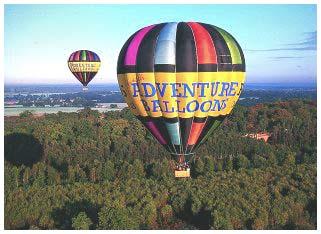 uk balloon flights