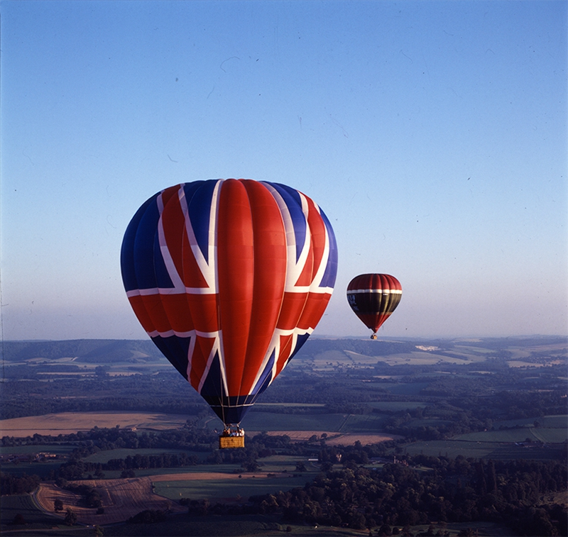 Generally our balloon rides in West Sussex will launch from our private site just to the north of Petworth and close to Cowdray Park, with views of the South Coast and the South Downs