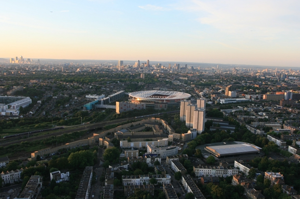 Arsenal Stadium 19th August 2009