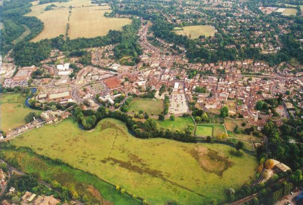 Godalming & the River Wey