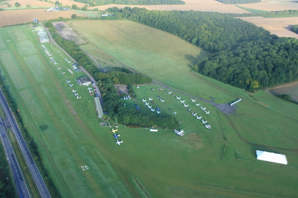 Adventure Balloons provide hot air balloon rides over Hampshire from Popham and other locations