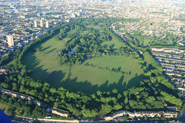 Hackney Marshes - Wikipedia