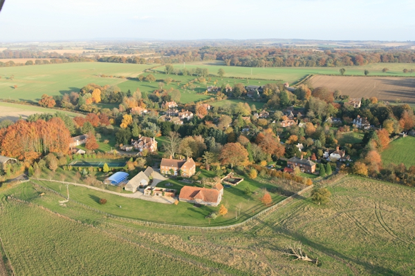 Balloon Flights North Hampshire - Go Ballooning in Hampshire with ...