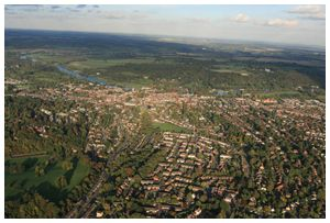 Henley on Thames by Hot Air Balloon Rides