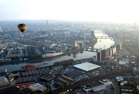 Adventure Balloons Over The Thames