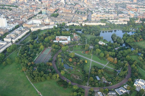 Bedford College And Regents Park Inner Circle